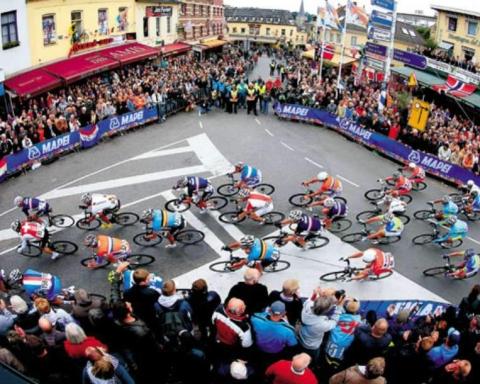 mondiali ciclismo 2015