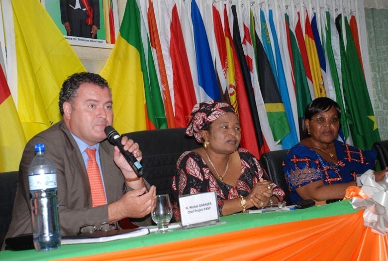 progetto di cooperazione internazionale