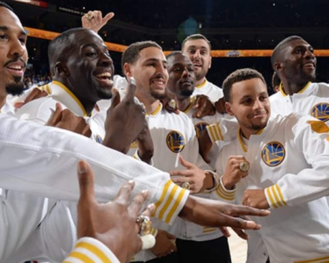 nba power ranking 2015-2016 golden state ring