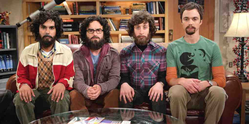 The Big Bang Theory 9