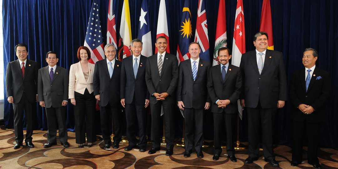 Trans-Pacific Partnership: cos'è il TTP?