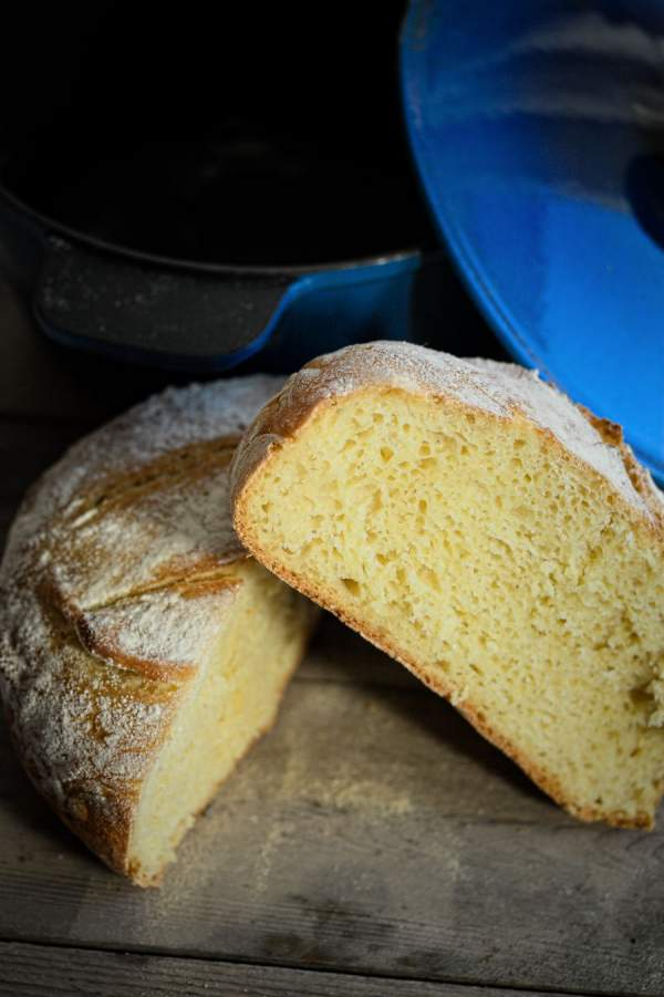 come fare il pane di semola 1