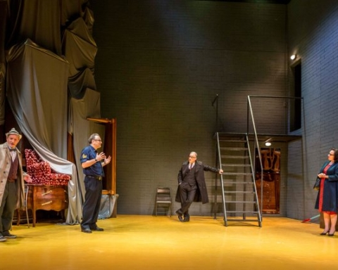 Il prezzo di Arthur Miller al Teatro Argentina