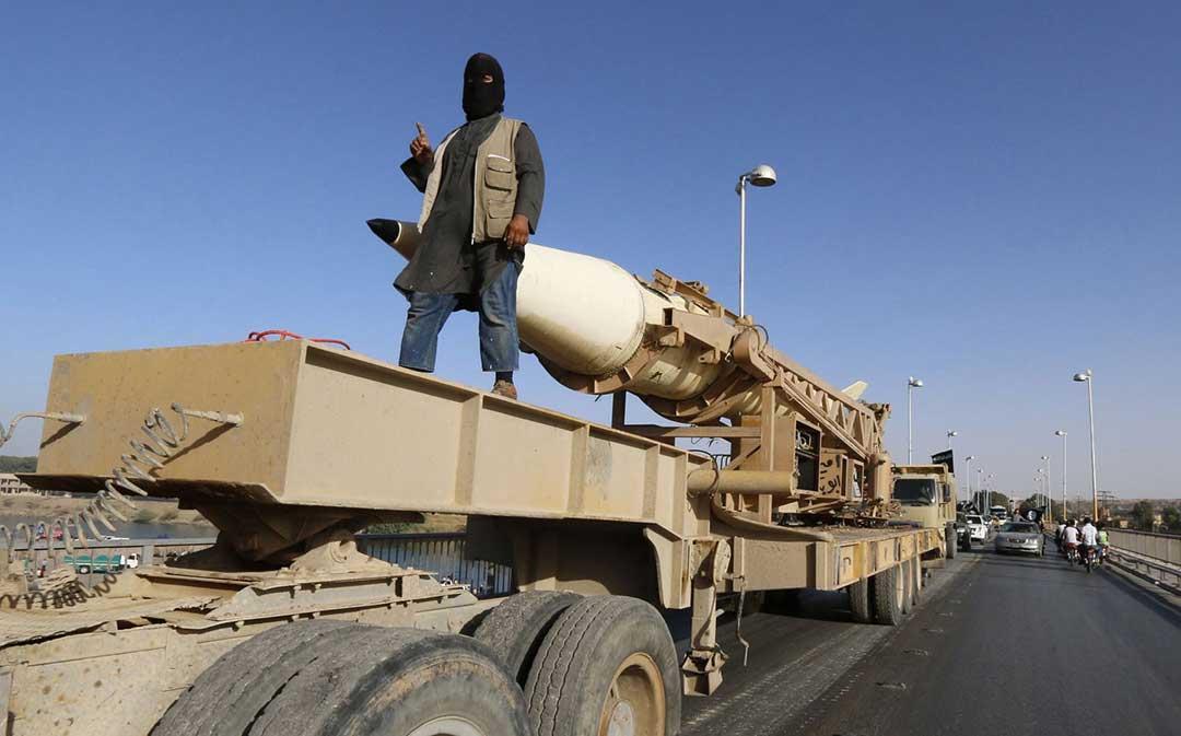L'Italia vende armi agli amici dello Stato Islamico?