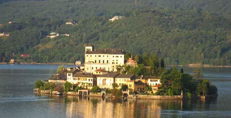 Piemonte lago d'Orta