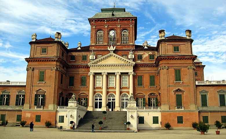 Piemonte Castello Racconigi