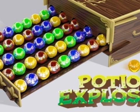 pozioni esplosive gioco