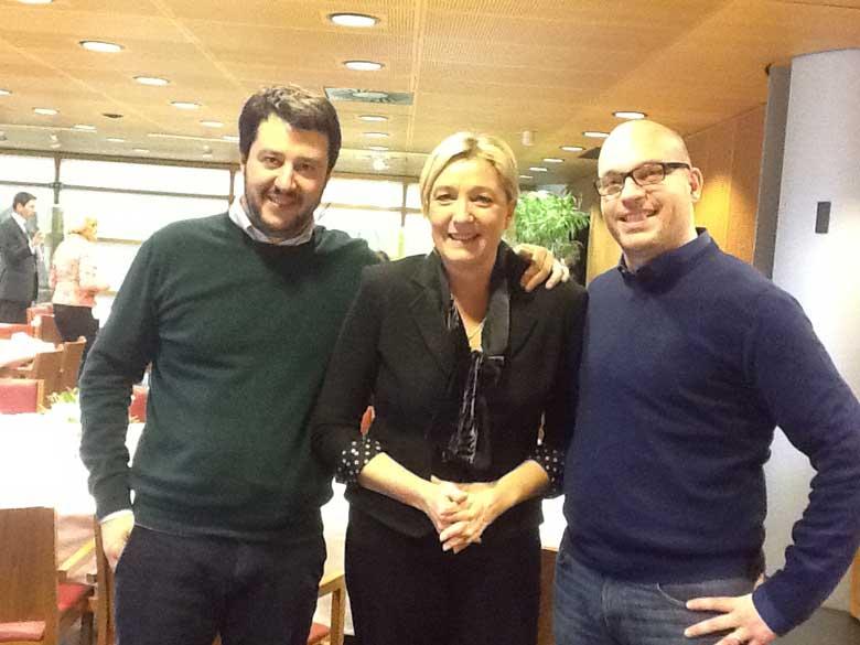 Le differenze tra Le Pen e Salvini: economia, alleanze, immigrazione
