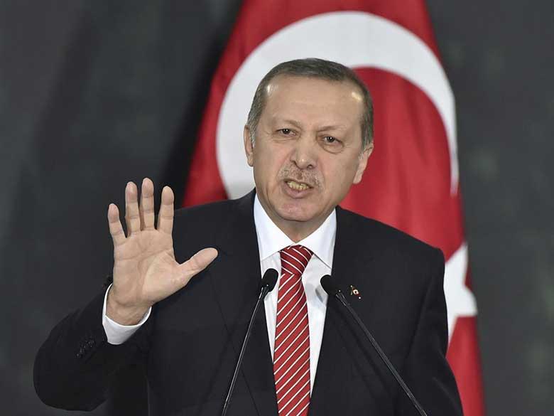 Erdogan presidente Turchia