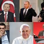 I protagonisti politici del 2015
