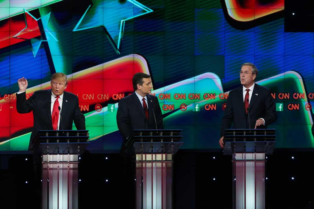 primarie repubblicane Stati Uniti: Donald Trump contro Ted Cruz