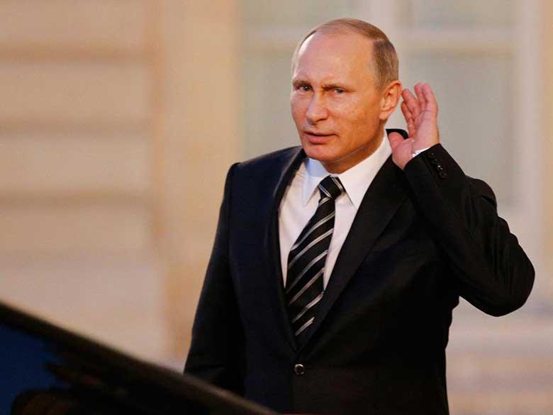 Putin presidente russo