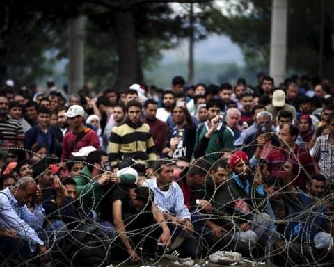 migranti europa 2015