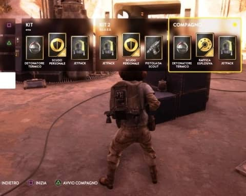 kit STAR WARS Battlefront