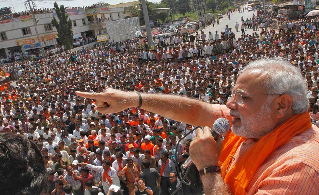 La svolta nazionalista di Modi che reprime gli studenti universitari