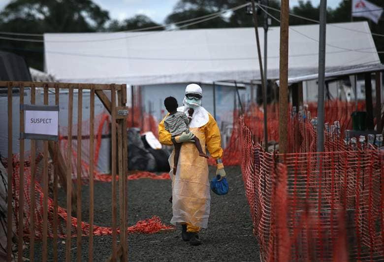 epidemia ebola medici senza frontiere