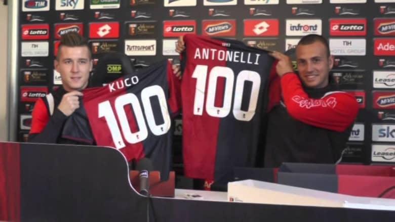 Milano è rossoblù