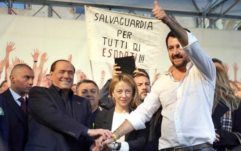 Sondaggi elezioni comunali Roma 2016: è rottura tra Berlusconi e Salvini nel centodestra