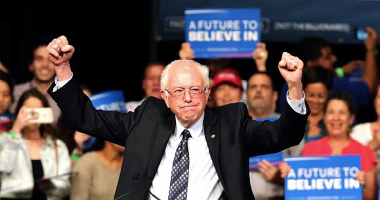 Bernie Sanders vince in Michigan