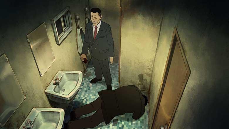 The Fake di Yeon Sang-ho: pugno nello stomaco
