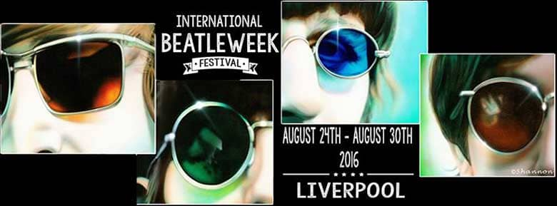 Beatle Week Liverpool 2016