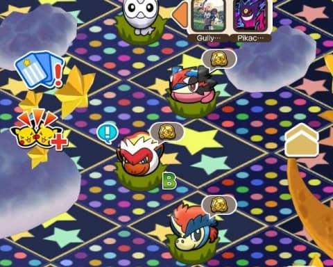 pokemon shuffle safari