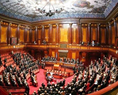 Come funziona il governo italiano for Senato repubblica