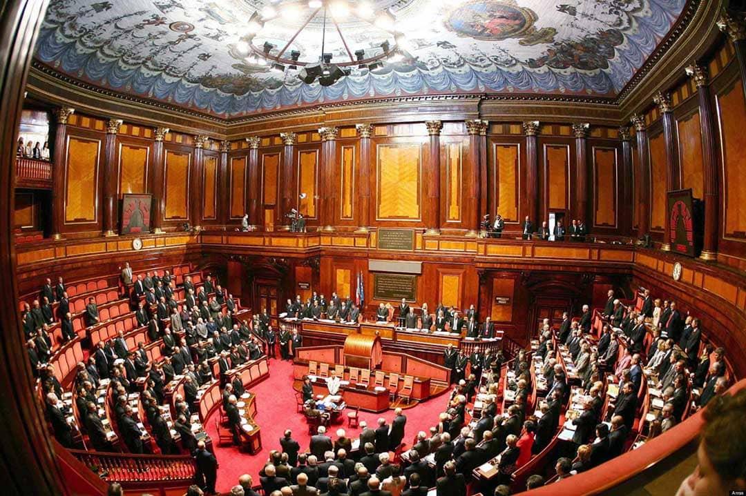 Come funziona il senato della repubblica for Senato composizione