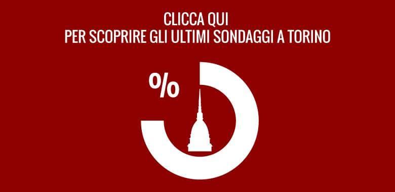 Sondaggi comunali Torino