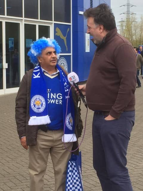 giornata a Leicester