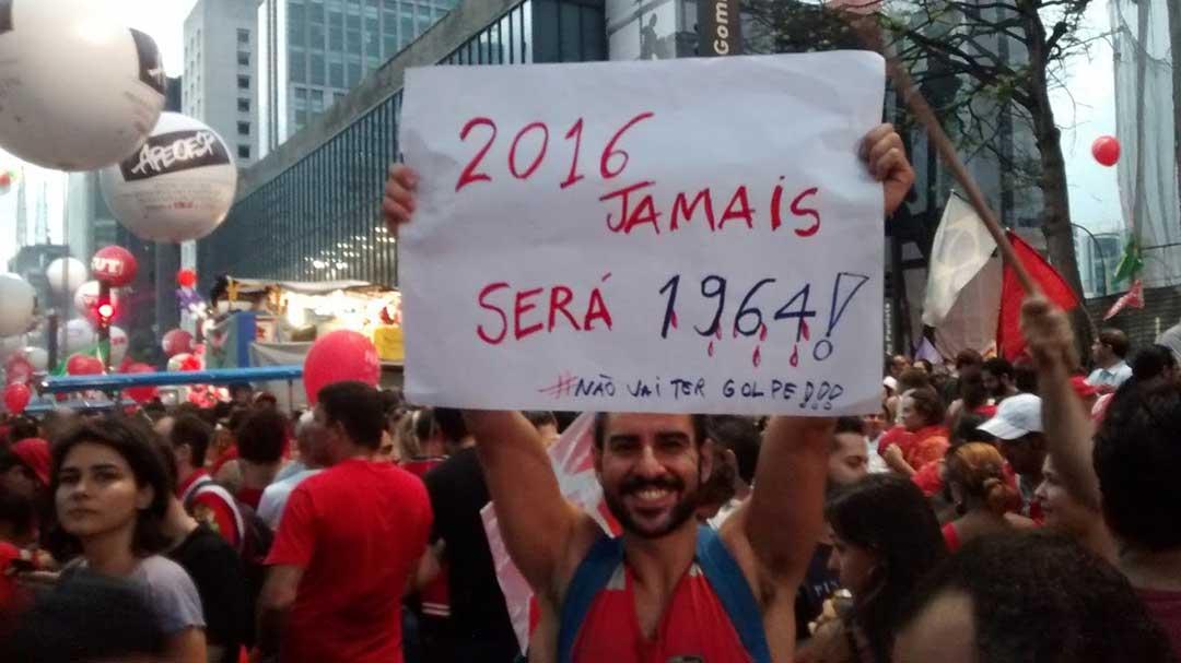 Golpe in Brasile 2016