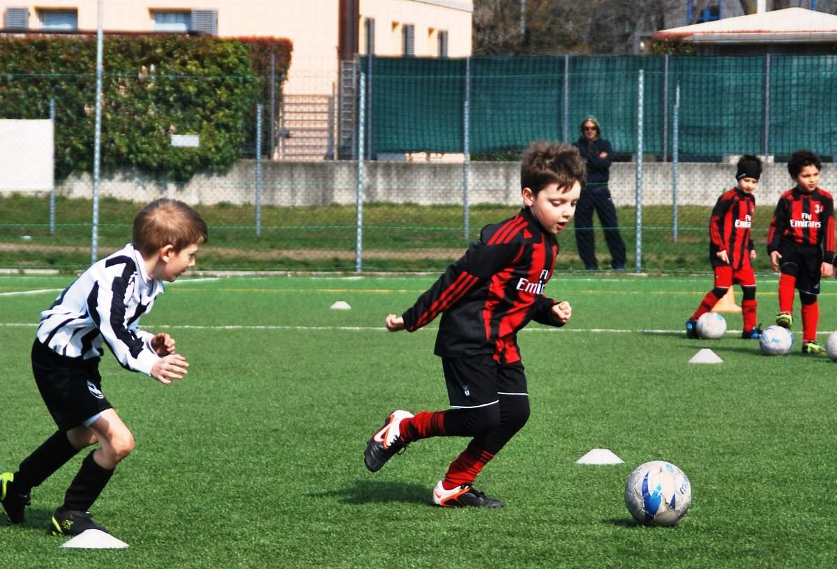 Influenza calcio nella vita