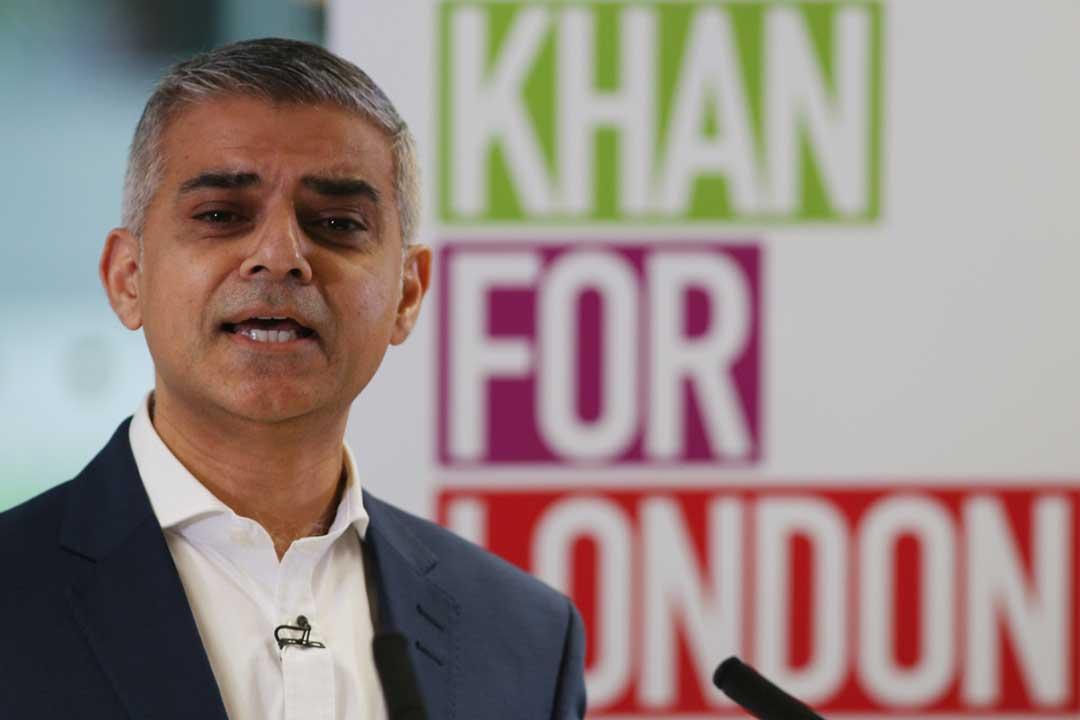 Sadiq Khan, il nuovo sindaco di Londra