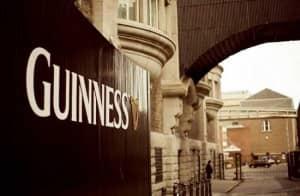 Estate 2016 Dublino Fabbrica Guinness