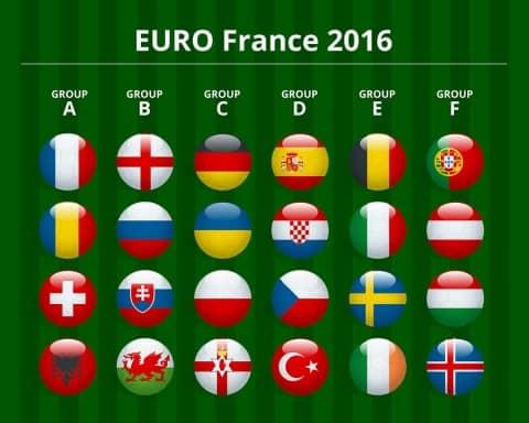 Controguida Euro 2016