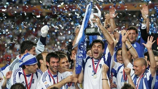 Grecia Europei 2004: il trionfo   @uefa.com