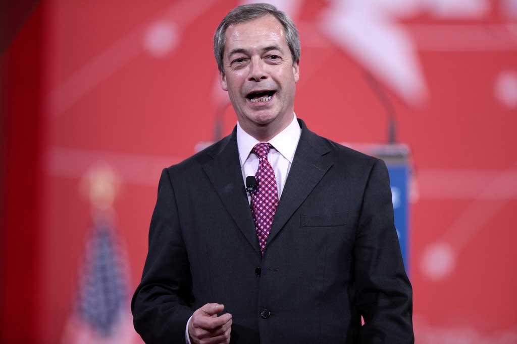 Dopo Brexit: i patrioti Farage, Cameron e Johnson