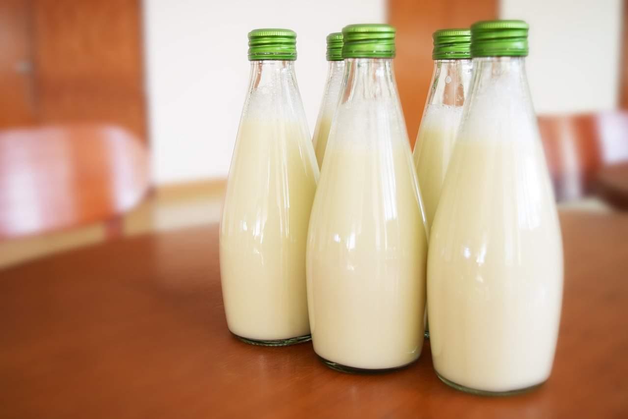 benefici del latte di kefir