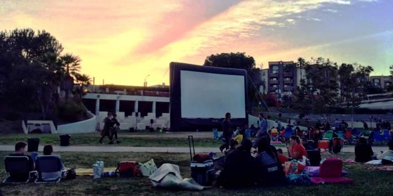 cinema all'aperto 2016