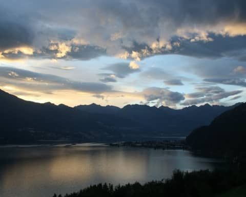 Lago di Como sentieri