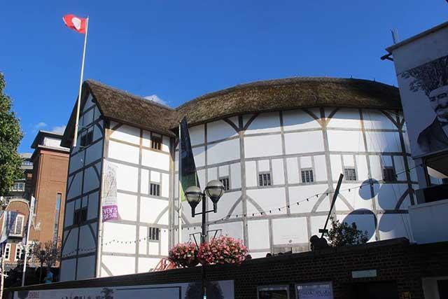 Londra insolita Globe Theatre Shakespeare