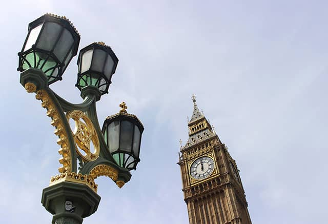 Londra insolita Big Ben
