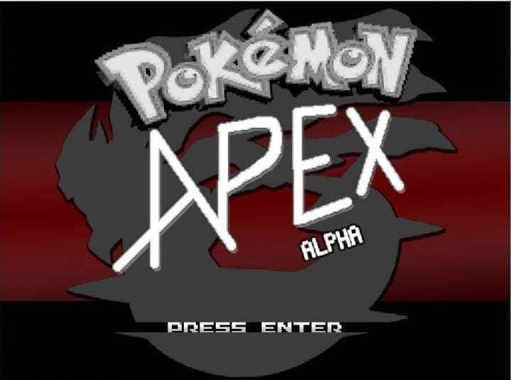 pokemon apex