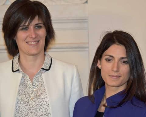 I primi 50 giorni di Chiara Appendino e Virginia Raggi