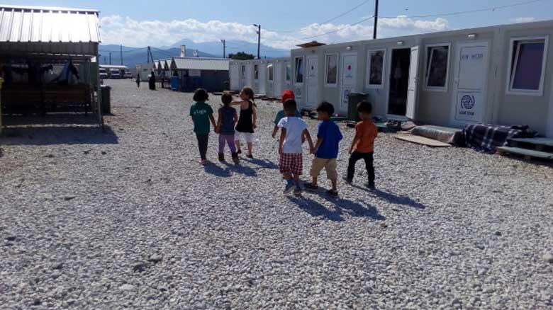 rotta balcanica: macedonia