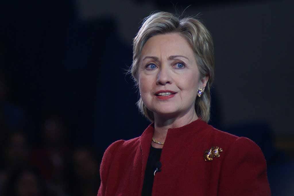 10 buoni motivi per non votare Hillary Clinton