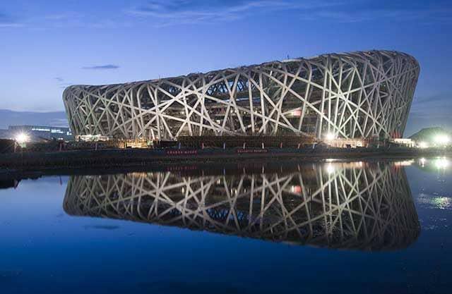 Ai Weiwei Firenze stadio nido Pechino