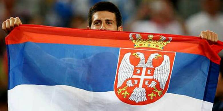 djokovic in serbia