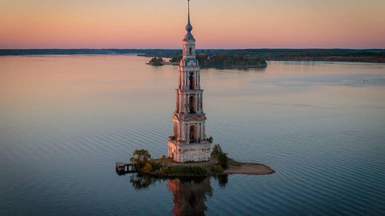 Mologa Russia campanile