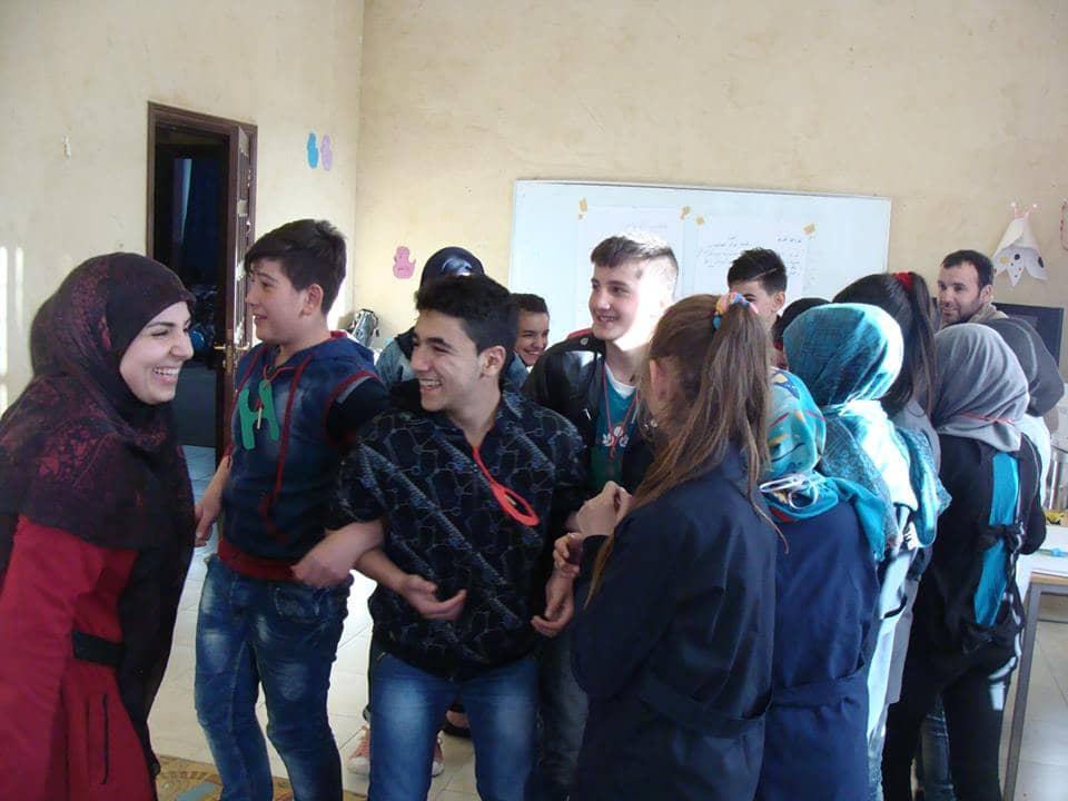 rifugiati in libano